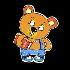 Медвежонок Мишик (м)