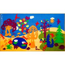 """Развивающая среда """"Фиолетовый лес"""""""